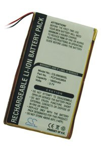 Samsung Napster MP3 player battery (1600 mAh)