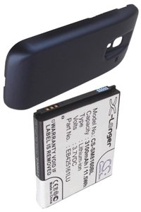 Samsung GT-I8160 Galaxy Ace 2 battery (3100 mAh, Blue)