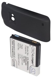 Samsung Galaxy Beam battery (4000 mAh, Black)