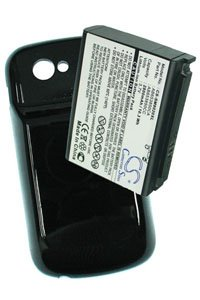 Samsung GT-I9020 Nexus S battery (2800 mAh, Black)