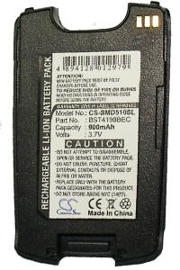 Samsung SGH-D510 battery (900 mAh)