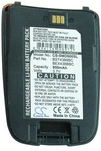 Samsung SGH-D600E battery (950 mAh)
