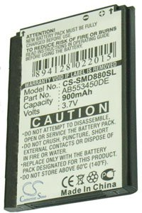 Samsung SGH-D988 battery (900 mAh)