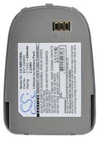 Samsung SGH-E335 battery (600 mAh, Silver)