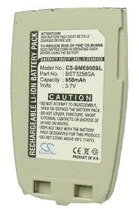 Samsung SGH-E600 battery (850 mAh)