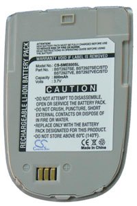 Samsung SGH-E808 battery (800 mAh)