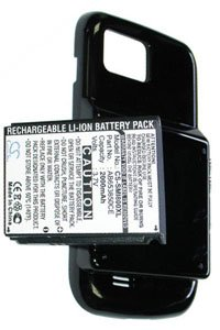 Samsung GT-I8000 Omnia II battery (2000 mAh, Black)
