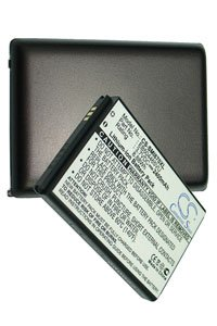 Samsung GT-i8700 Omnia 7 battery (2400 mAh, Black)