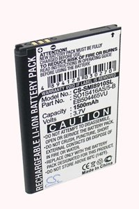 Samsung GT-I8910 Omnia HD battery (1500 mAh)