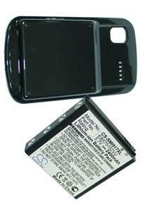 Samsung SGH-I917 Focus battery (2400 mAh, Black)
