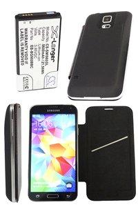 Samsung SM-G900W8 Galaxy S5 battery (5600 mAh, Black)