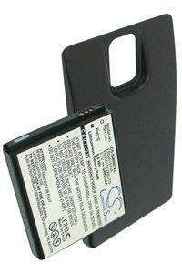 Samsung SGH-I997 battery (2400 mAh, Black)