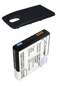 Samsung SPH-L700 Galaxy Nexus battery (3400 mAh, Metallic Gray)