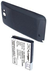 Samsung SCH-I605 Galaxy Note II battery (6200 mAh, Gray)