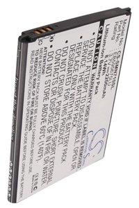 Samsung SCH-I605 Galaxy Note II battery (2200 mAh, Black)