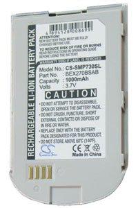 Samsung SGH-P730 battery (1000 mAh)