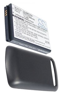 Samsung SCH-R720 Admire battery (3000 mAh, Metallic Gray)