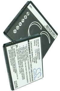 Samsung GT-I5510M Galaxy 551 battery (1200 mAh)
