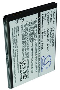 Samsung Galaxy Y Pro Duos battery (1000 mAh)
