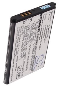 Samsung SGH-D407 battery (800 mAh)