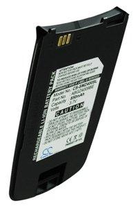 Samsung SGH-Z400v battery (850 mAh, Black)
