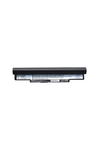 Samsung NP-NC10 Plus battery (5200 mAh, Black)