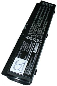 Samsung NP-X120-FA01BE battery (6600 mAh, Black)