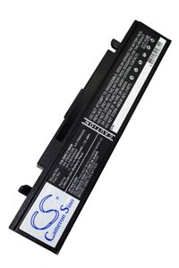 Samsung NP-RC720-S01 battery (6600 mAh, Black)