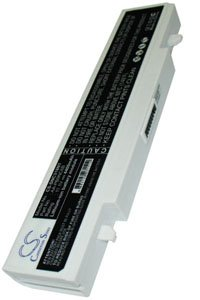Samsung Series 3 300E5A-A04 battery (4400 mAh, White)