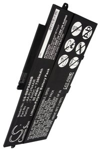 Samsung ATIV Book 9 Plus battery (7300 mAh, Black)