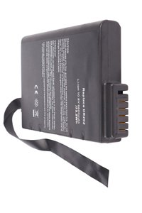 Samsung V20 XVC 2000 battery (6600 mAh, Black)