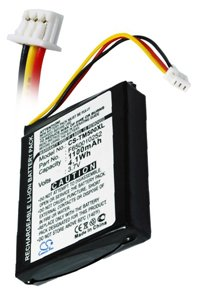 TomTom One 3rd Edition Dach battery (1100 mAh)