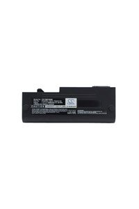 Toshiba NB100-128 battery (4400 mAh, Black)