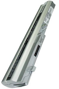 Toshiba NB200-126 battery (4400 mAh, Silver)