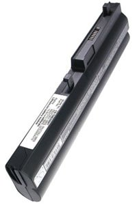 Toshiba Mini NB550D-109 battery (4400 mAh, Black)
