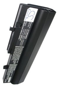 Toshiba NB305-10F battery (6600 mAh, Black)
