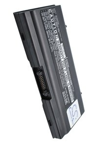 Toshiba Satellite A25-S3072 battery (8800 mAh, Black)