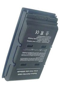 Toshiba Satellite 5100-501 battery (4400 mAh, Black)