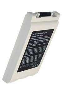 Toshiba Tecra 9000-08YXJ battery (4400 mAh, White)
