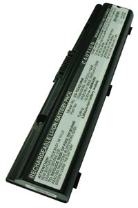 Toshiba Satellite Pro A300-1RR battery (4400 mAh, Black)