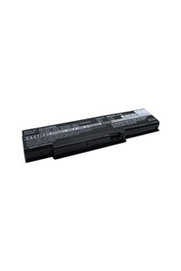 Toshiba Satellite A60-632 battery (6600 mAh, Black)