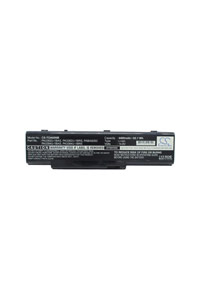 Toshiba Satellite A60-632 battery (4400 mAh, Black)