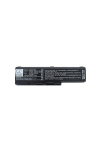 Toshiba Satellite P35-S609 battery (4400 mAh, Black)