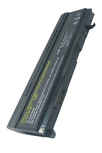 Toshiba Satellite A110-177 battery (4400 mAh, Black)