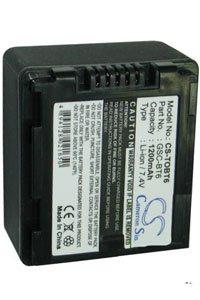 Toshiba Gigashot GSC-A40F battery (1200 mAh, Black)