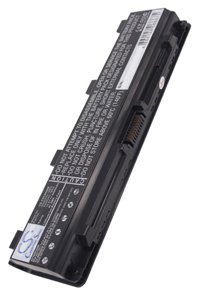 Toshiba Satellite Pro C850-1CW battery (4400 mAh, Black)