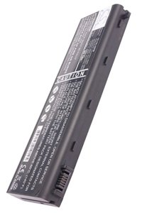 Toshiba Satellite L100-165 battery (4400 mAh, Black)
