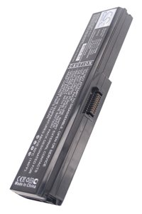 Toshiba Satellite C660-2N9 battery (4400 mAh, Black)