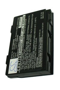 Toshiba Satellite M30X-122 battery (4400 mAh, Black)