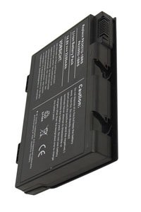 Toshiba Satellite M40X-258 battery (2200 mAh, Black)